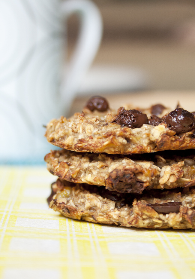 Ciasteczka z dwóch składników | Jem Co Umiem