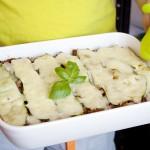 Lazania z cukinią zamiast makaronu | Jem Co Umiem